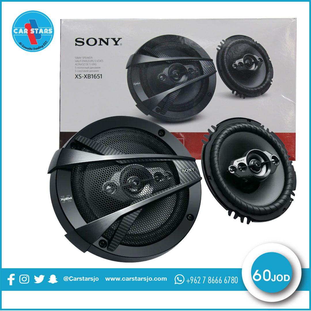 سماعات سوني الأصلية Sony Xs Xb1651 سماعات دائرية السعر 60 دينار 16cm 350w 60w Rms Rubber Surround للطلب والاستفسار 07866667 Accessories Wearable Smart Watch