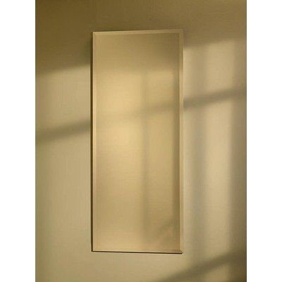 Nutone 869p34whg Specialty Recessed 16 W X 36 H Flush Mount Frameless Mirror Medicine Cab Recessed Medicine Cabinet Adjustable Shelving Medicine Cabinet Mirror