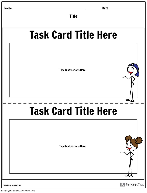 Use Storyboard That S Worksheet Maker To Create Custom