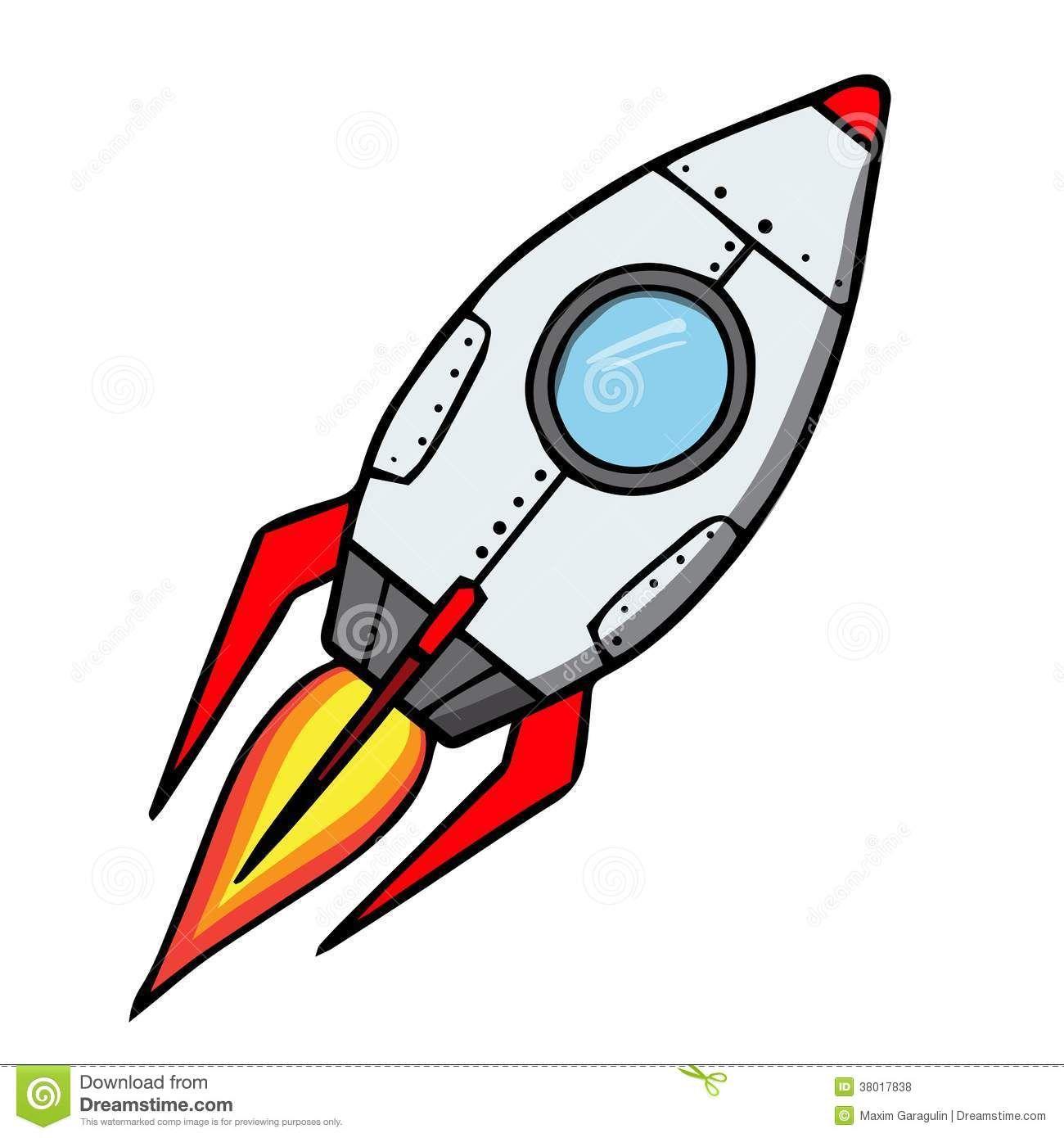 nasa rockets clip art - photo #45