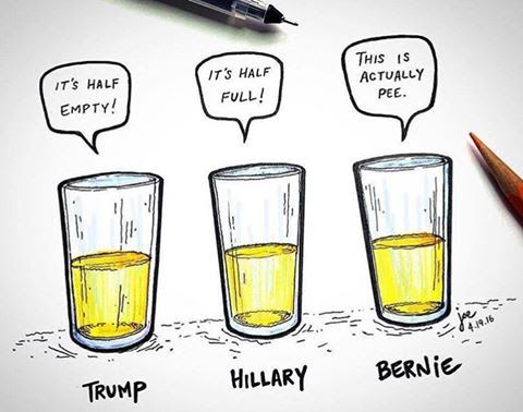 This Is Actually Pee Bernie Sanders Not Really Instagram Wedding Sign Hillarious Stemless Wine Glass