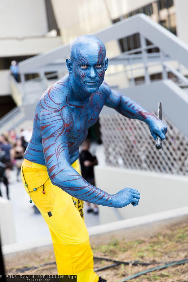 Drax the Destroyer #DragonCon2015
