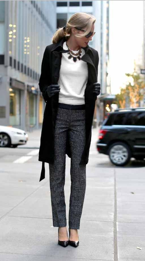 50 Chic And Haute Interview Outfits For Women Getting Dressed For