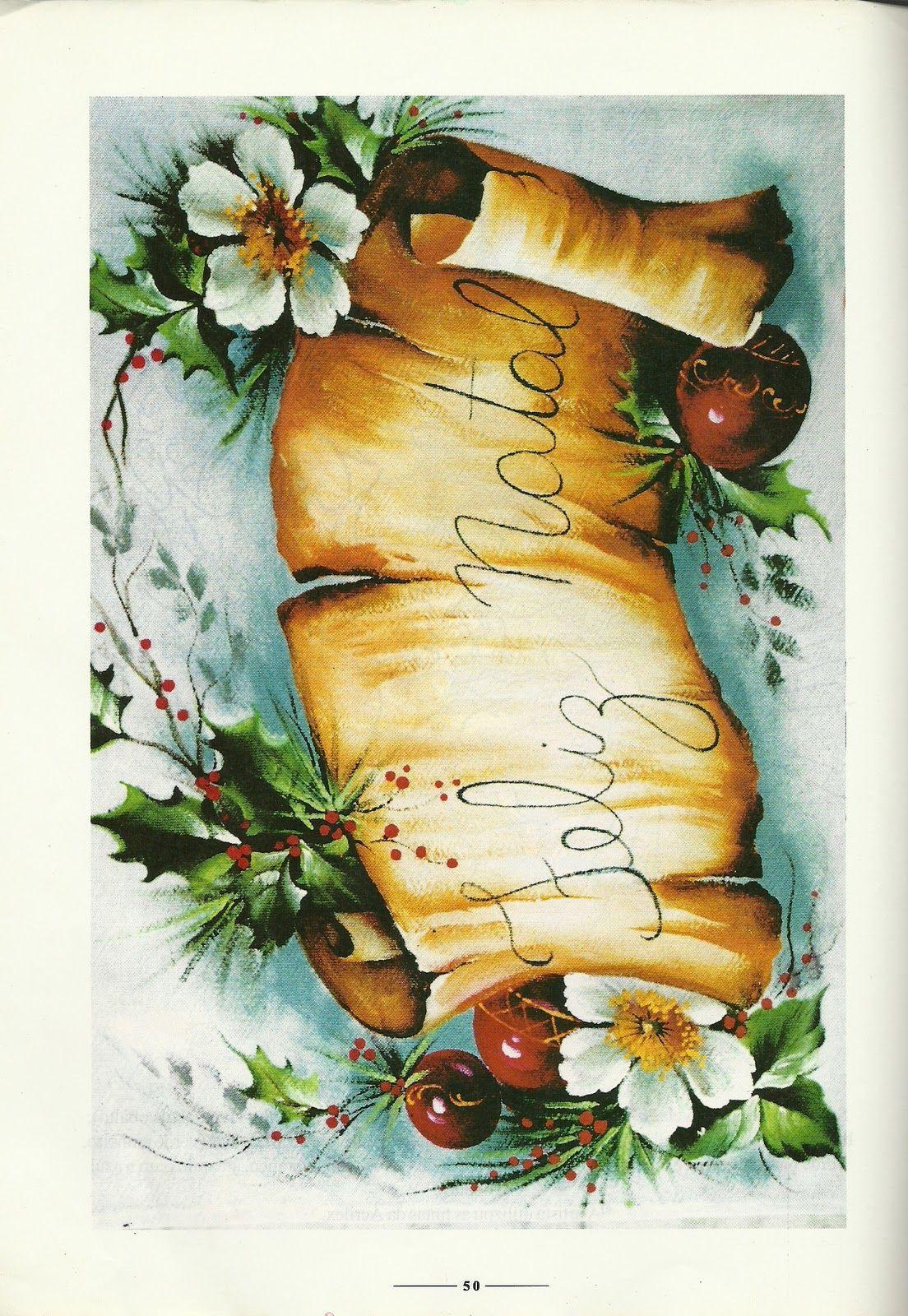 Pintura em tecido para o natal vilaclub pintura en tela pinterest blog natal y pintura - Pintura en tela motivos navidenos ...