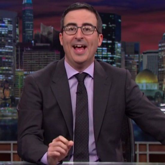 Pin for Later: John Oliver Calls Out the Sugar Industry — and It's Hilariously Shocking