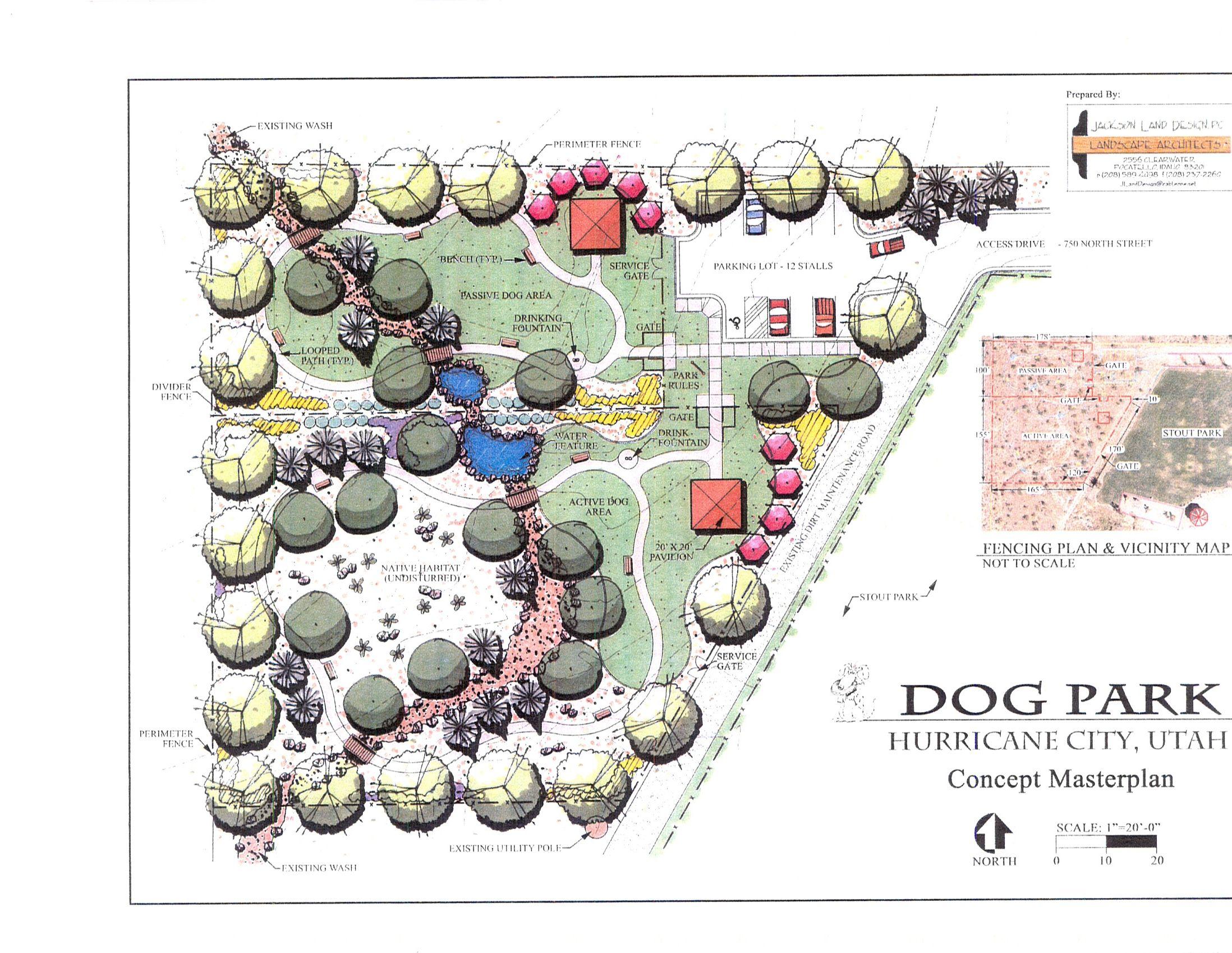 Dog Park Plans Jpg 2196 1698 Dog Park Dogs Park