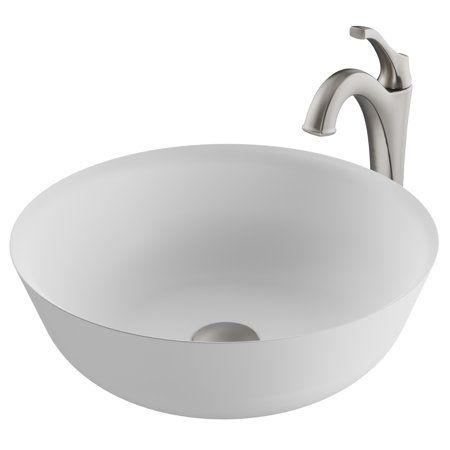 Home Improvement Sink Vessel Sink Bathroom Faucet
