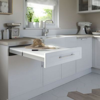 Kit Tiroir Plan De Travail Topflex Meuble Cuisine Rangement