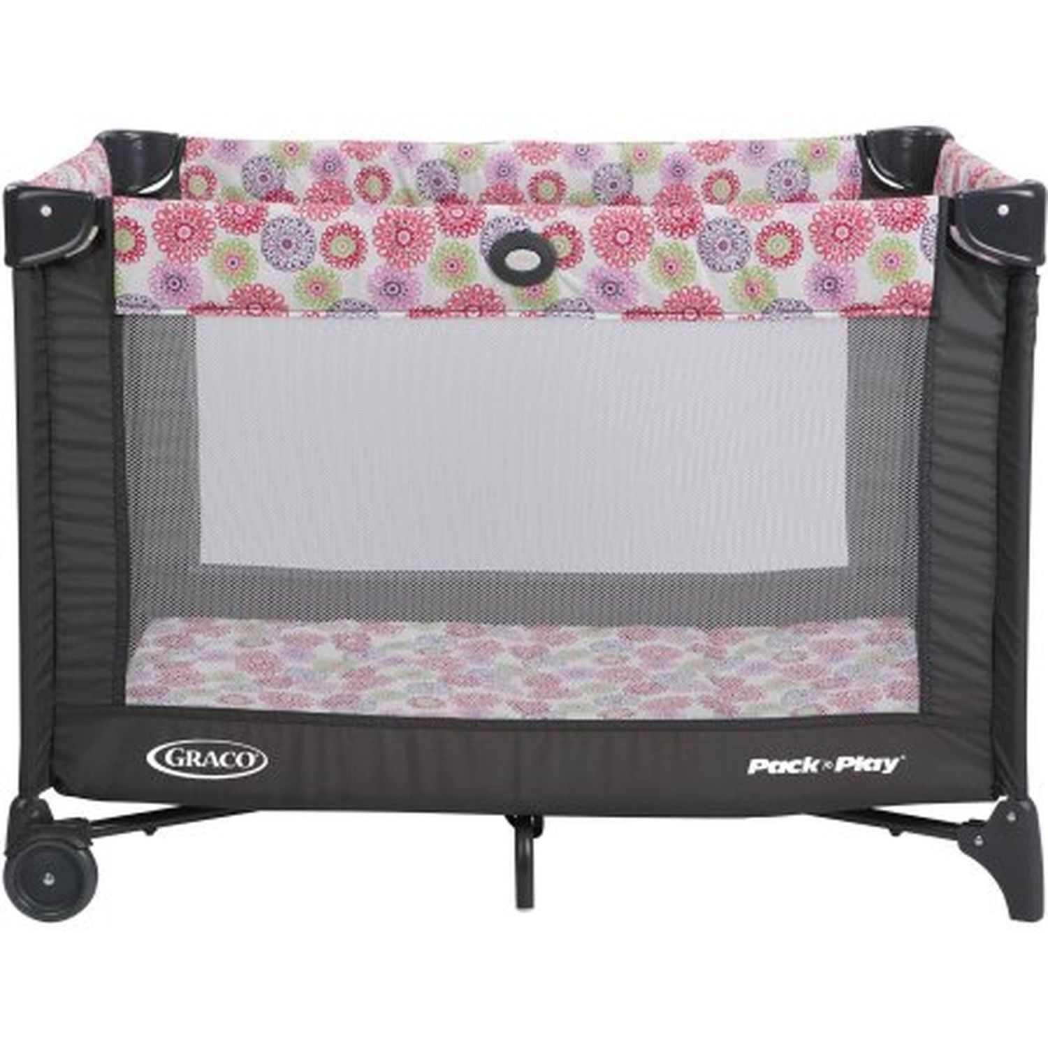 NEW Graco Pack 'n Play Playard On the Go with Folding Feet