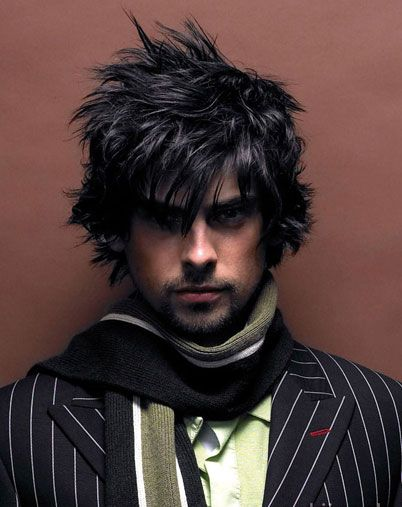 Fabulous 1000 Images About Hair On Pinterest Men With Long Hair Wavy Short Hairstyles Gunalazisus