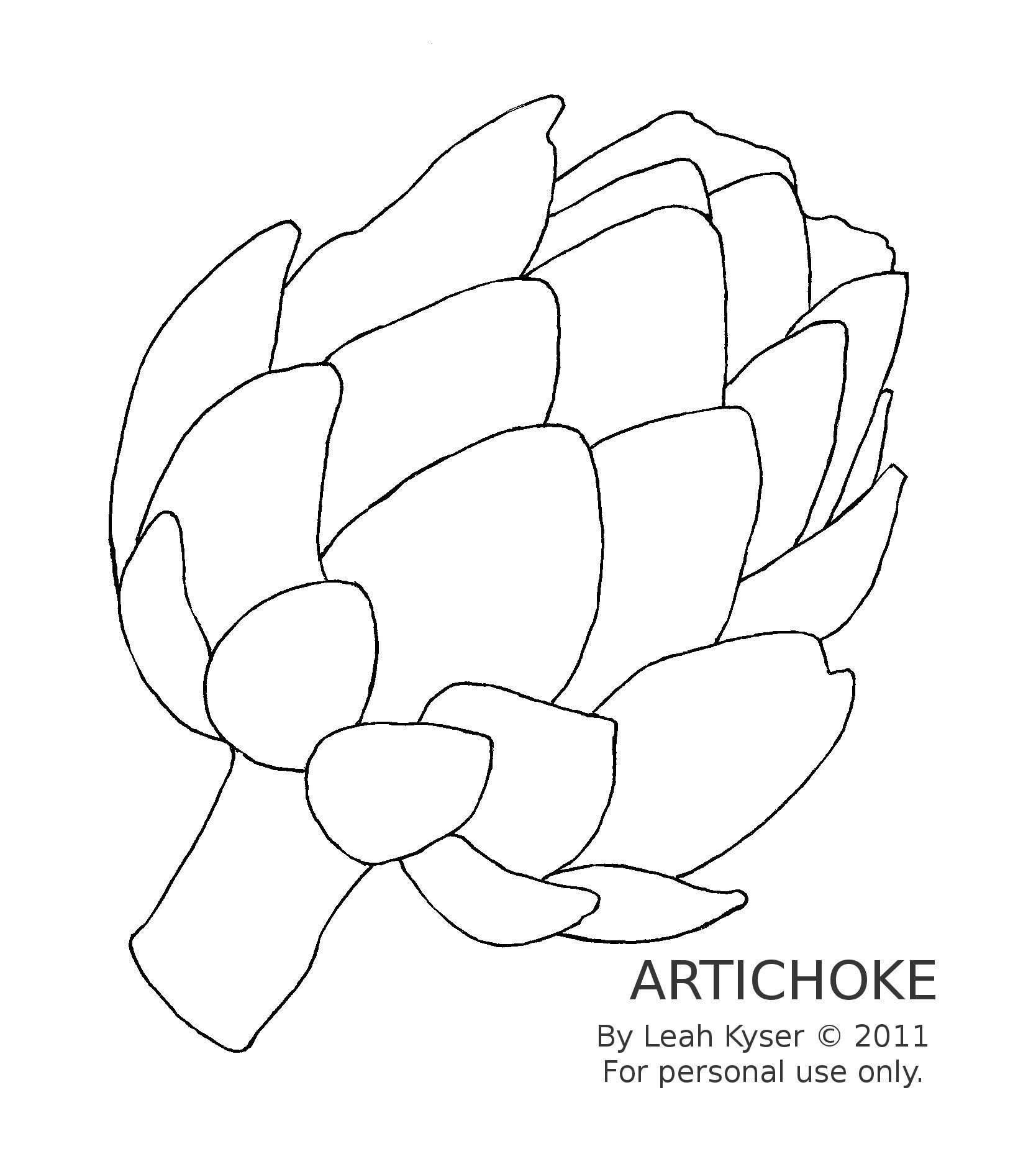 Artichoke embroidery design hand embroidery patterns free hand artichoke embroidery design bankloansurffo Gallery