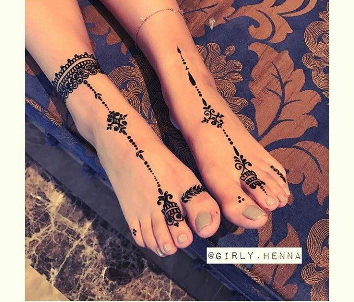 Pin By Abbi Daily On Mehandi Henna Designs Feet Foot Henna Pretty Henna Designs