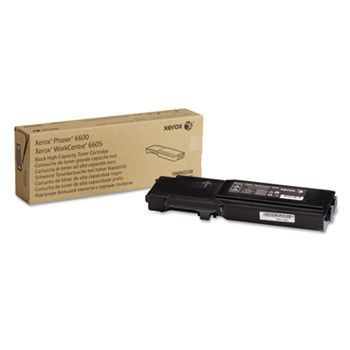 106r02228 High Capacity Toner, 8000 Page-Yield, Black