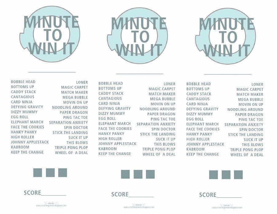 Mtwi scorecards scribd example of printable minute to win it mtwi scorecards scribd example of printable minute to win it scorecards party games maxwellsz