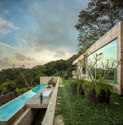 cjwho:  Casa AL, Rio de Janeiro, Brazil by Studio Arthur Casas