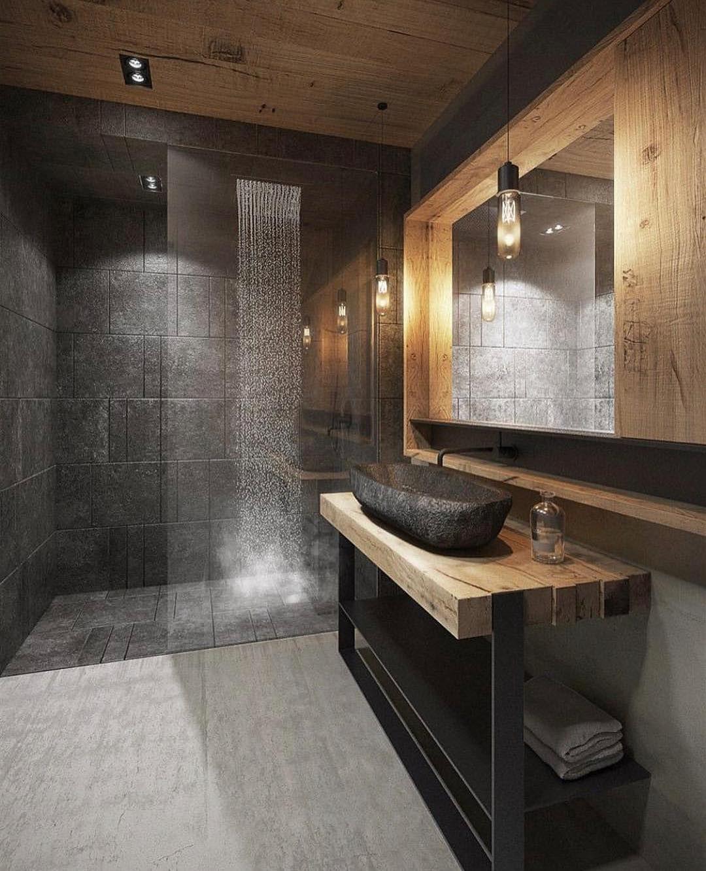 Interior Design On Instagram Beautiful Bathroom Designed By