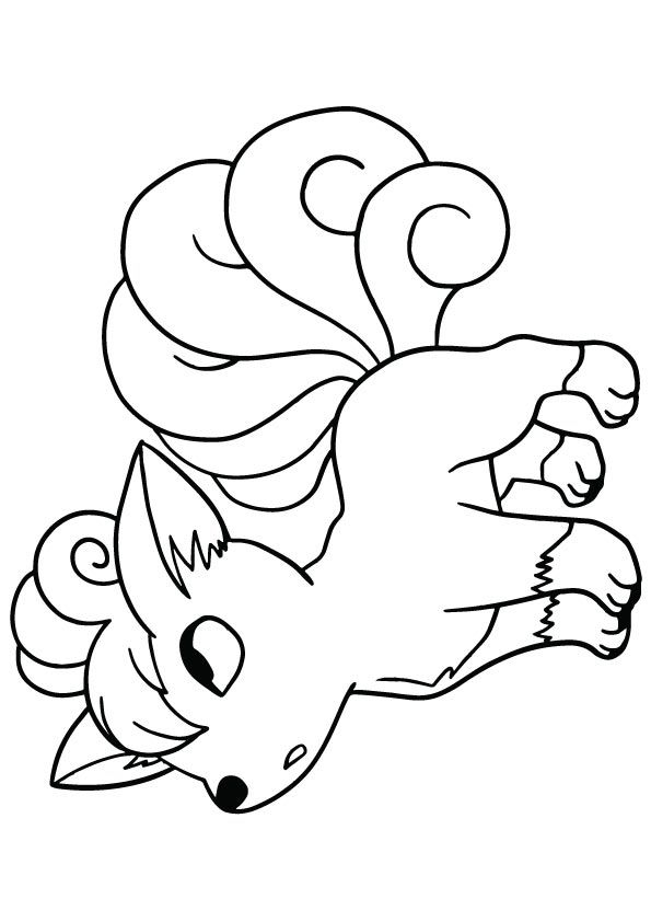 60 Printable Pokemon Coloring Pages Your Toddler Will Love ...