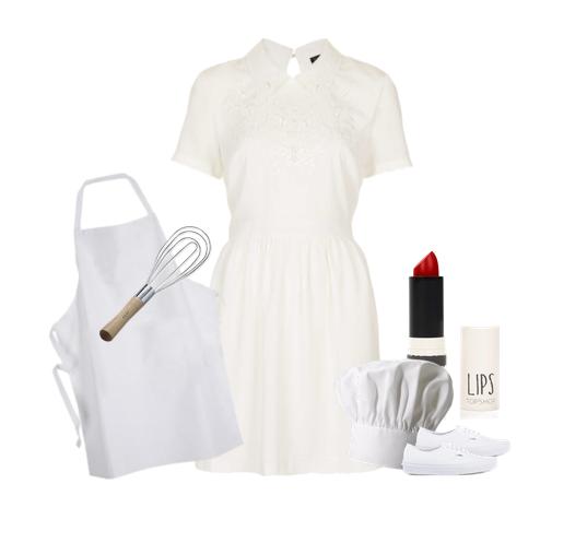 Little White Dress Lwd Last Minute Halloween Costume Ideas Little White Dresses White Dress Last Minute Halloween Costumes