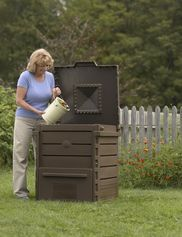 Simply Natural Compost Bin Buy From Gardener S Supply Projects