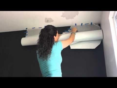Como Colocar Un Vinilo Grande En La Pared Toilet Paper Holder Paper Holder My Room