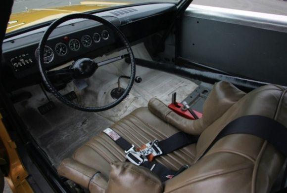 1965 Holman Moody NASCAR Ford Galaxie Dick Hutcherson Race Car