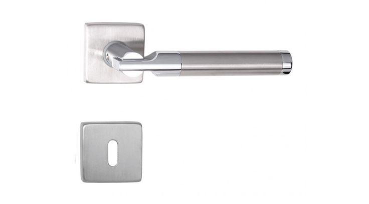 Maestro Rimini Square Handle Set – Indoor Door …- Maestro …