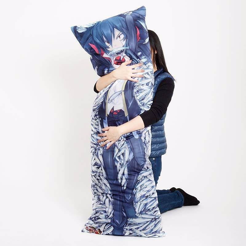 Valvatorez Body Pillow Cover | Disgaea