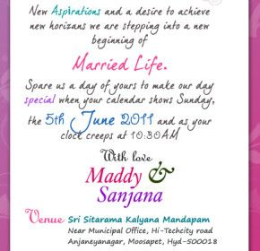 Wedding Love Quotes For Invitation Cards