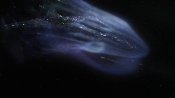What are some of the best-looking fictional spaceships ever designed? - Quora