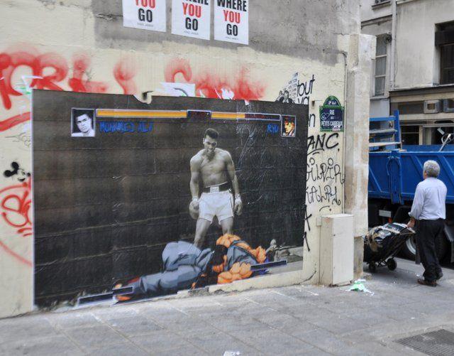 Fancy - Ali @ Rue Des Petits Carreaux, Paris