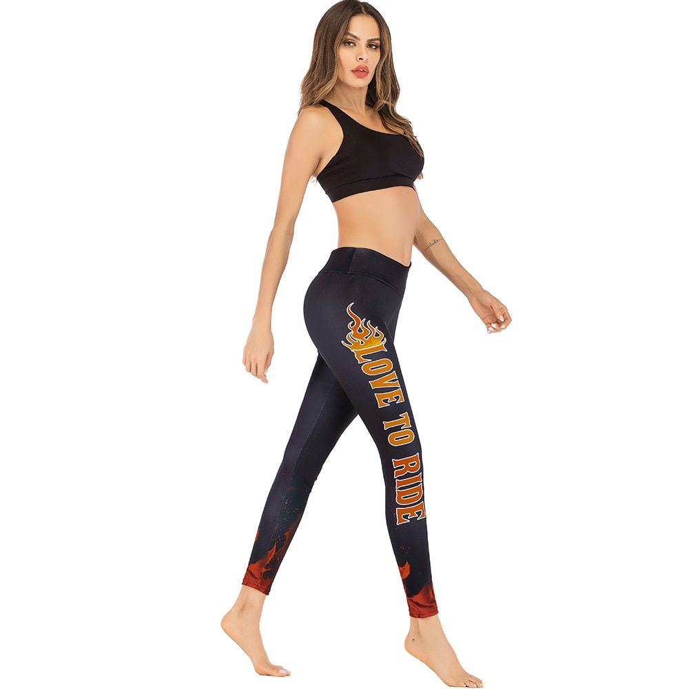 9e400749f5cf7 Love To Ride Fitness Leggings Express Checkout , Free Shipping 30 DAY  RETURN GUARANTEE - Social Ads Atlanta #leggings #leggingsoutfit  #leggingsworkout