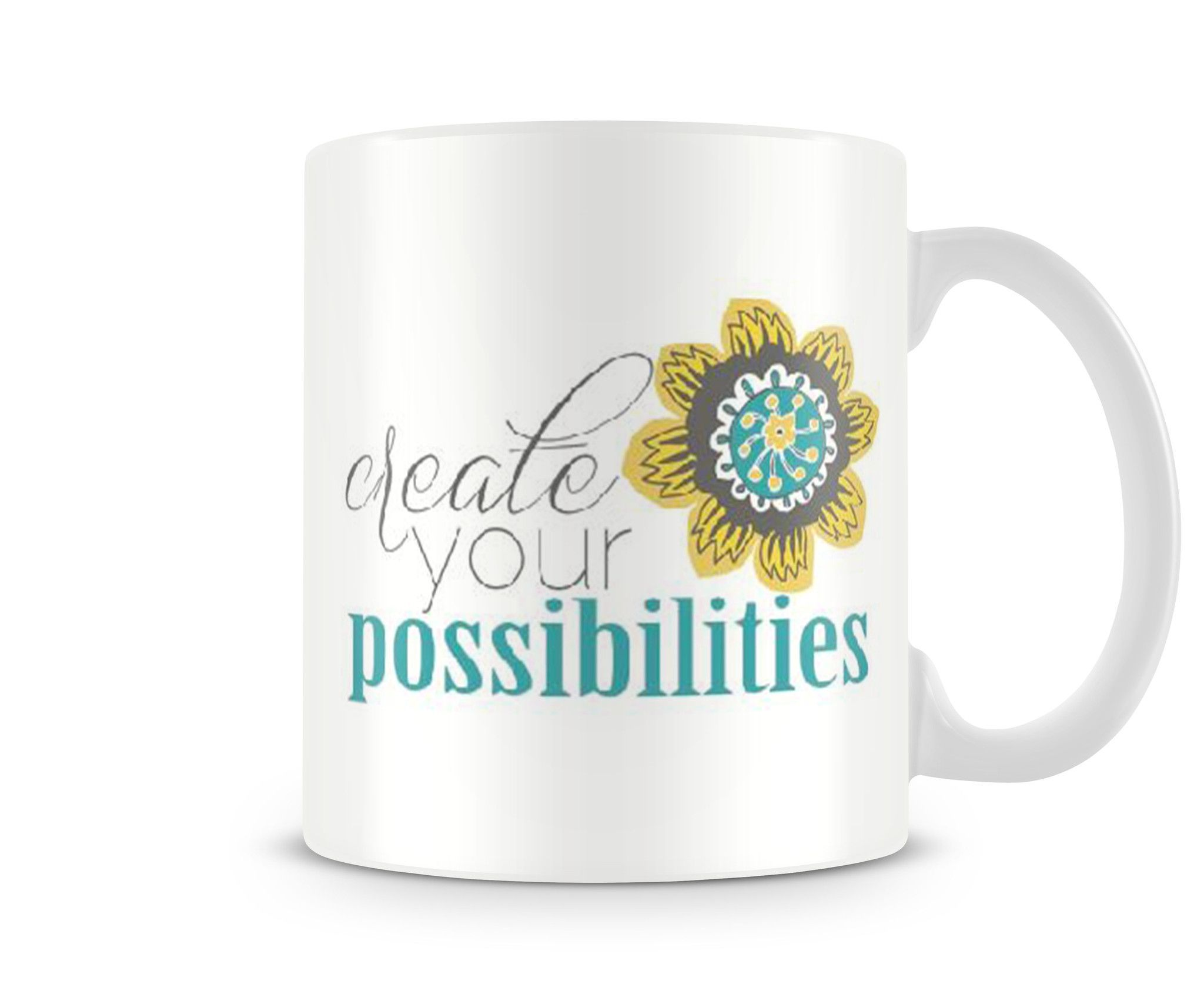 Create Possibilities Mug