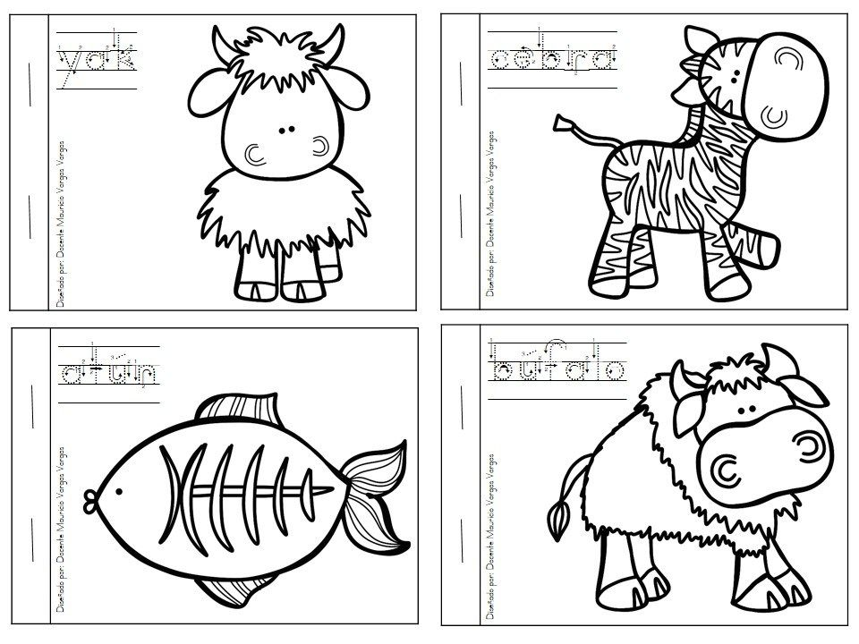 Tolle Malseite Zoo Ideen - Ideen färben - blsbooks.com