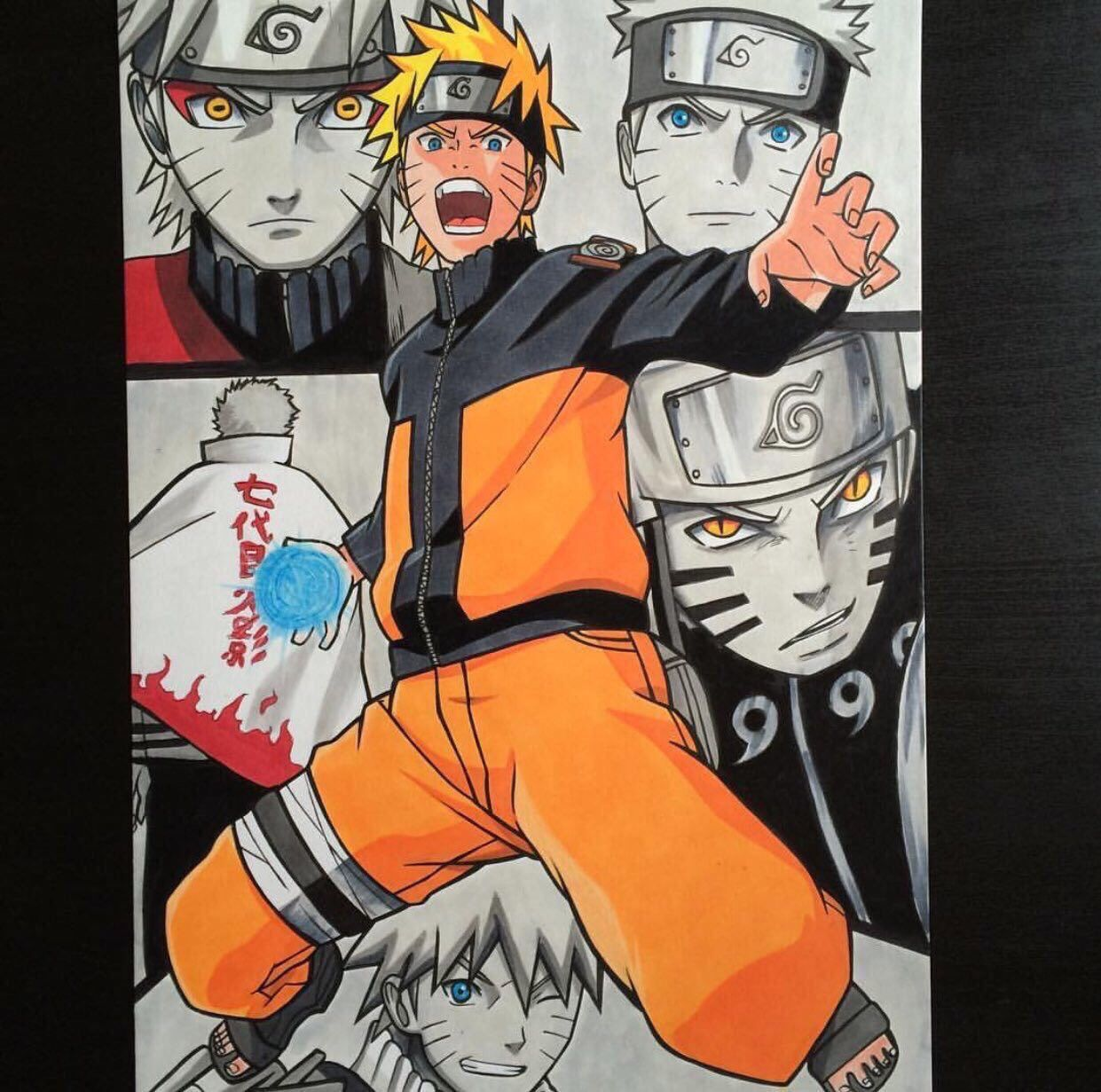 Pin by Mirian L. on Anime & Cartoons Naruto sketch