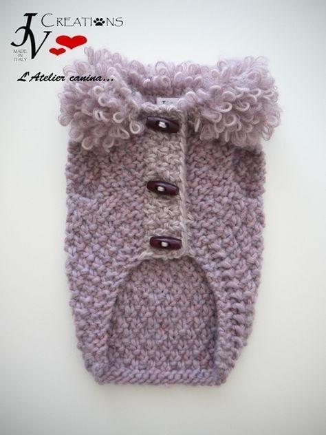 Coat Lady Dog Sweaters Pinterest Dog Crochet And Dog Pattern