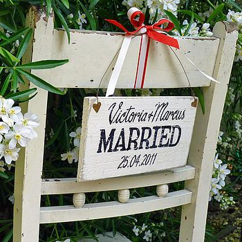 Just Married ..x
