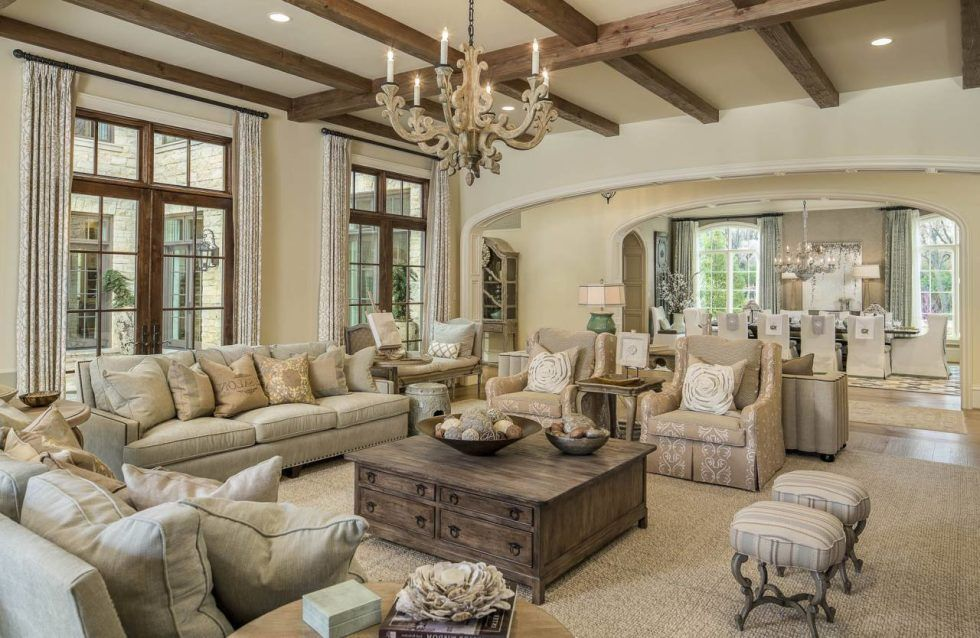 Provence Style Interior Design Ideas Traditional Family Rooms