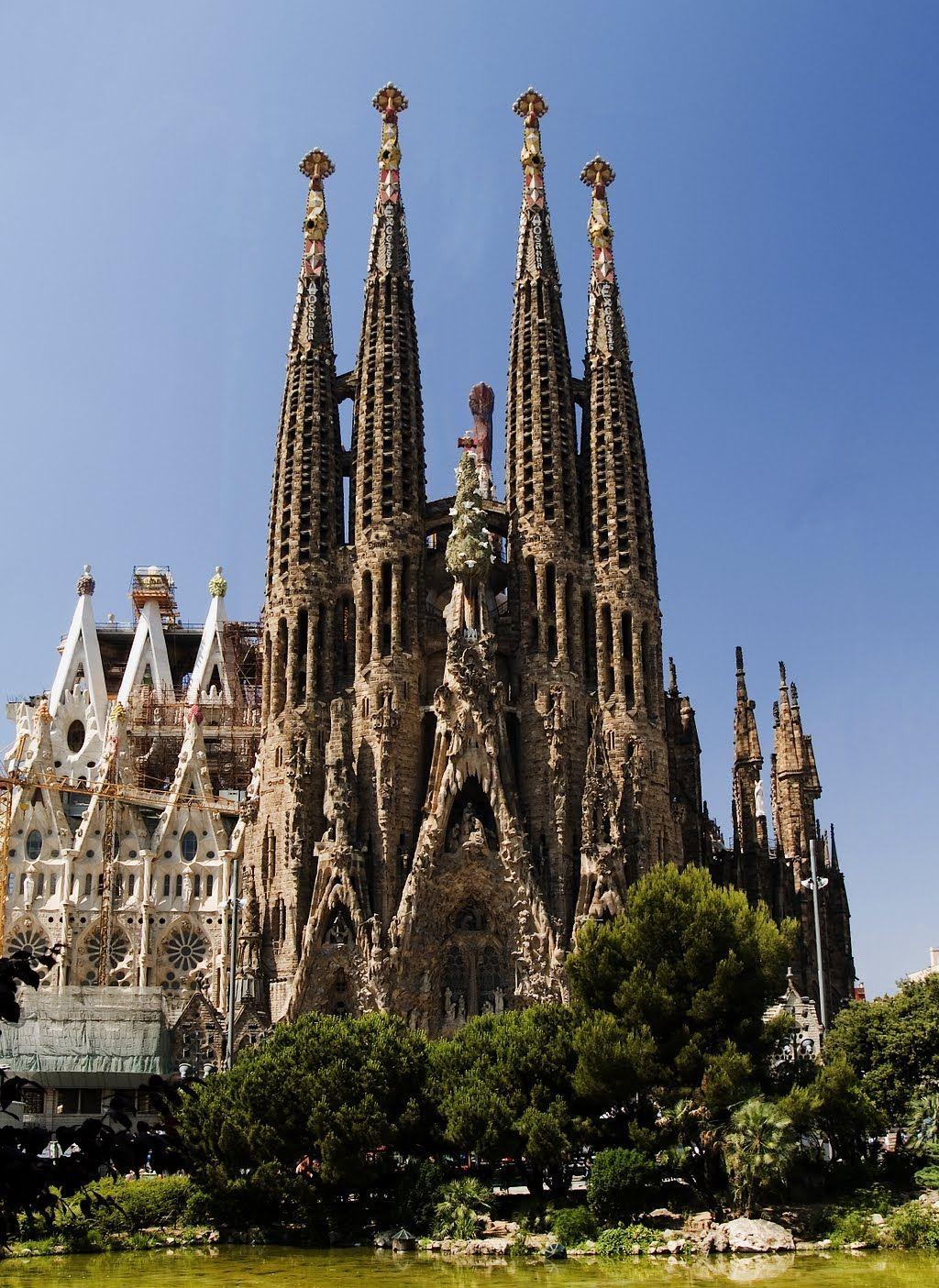 Sagrada Familia Barcelona Spain La Sagrada Familia Barcelona