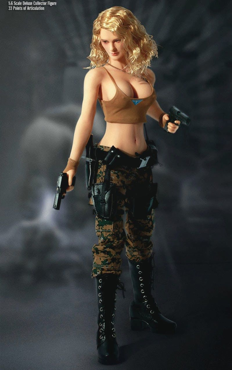 Phicen Female Agent Th Scale Seamless Action Figure Waccessories Nip