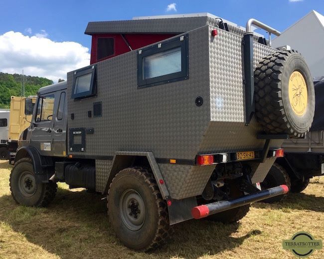 Abenteuer Allrad Overland Truck Expedition Vehicle Expedition Truck