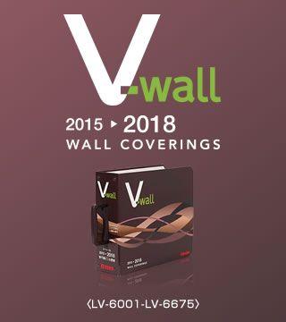 V-WALL 2015-2018 WALLCOVERING