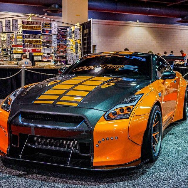 """Liberty Walk GT-R Follow @GTR_Motorsports Freshly ..."