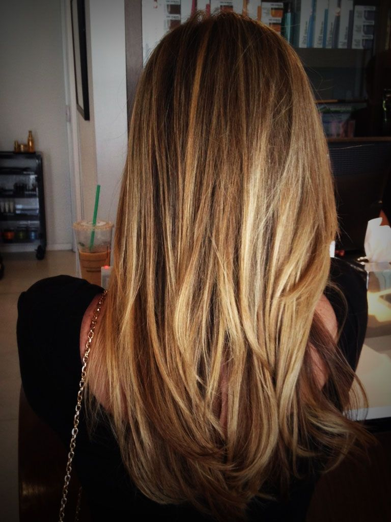 Hair Color Honey Blonde Highlights Honey Brown Hair Color With