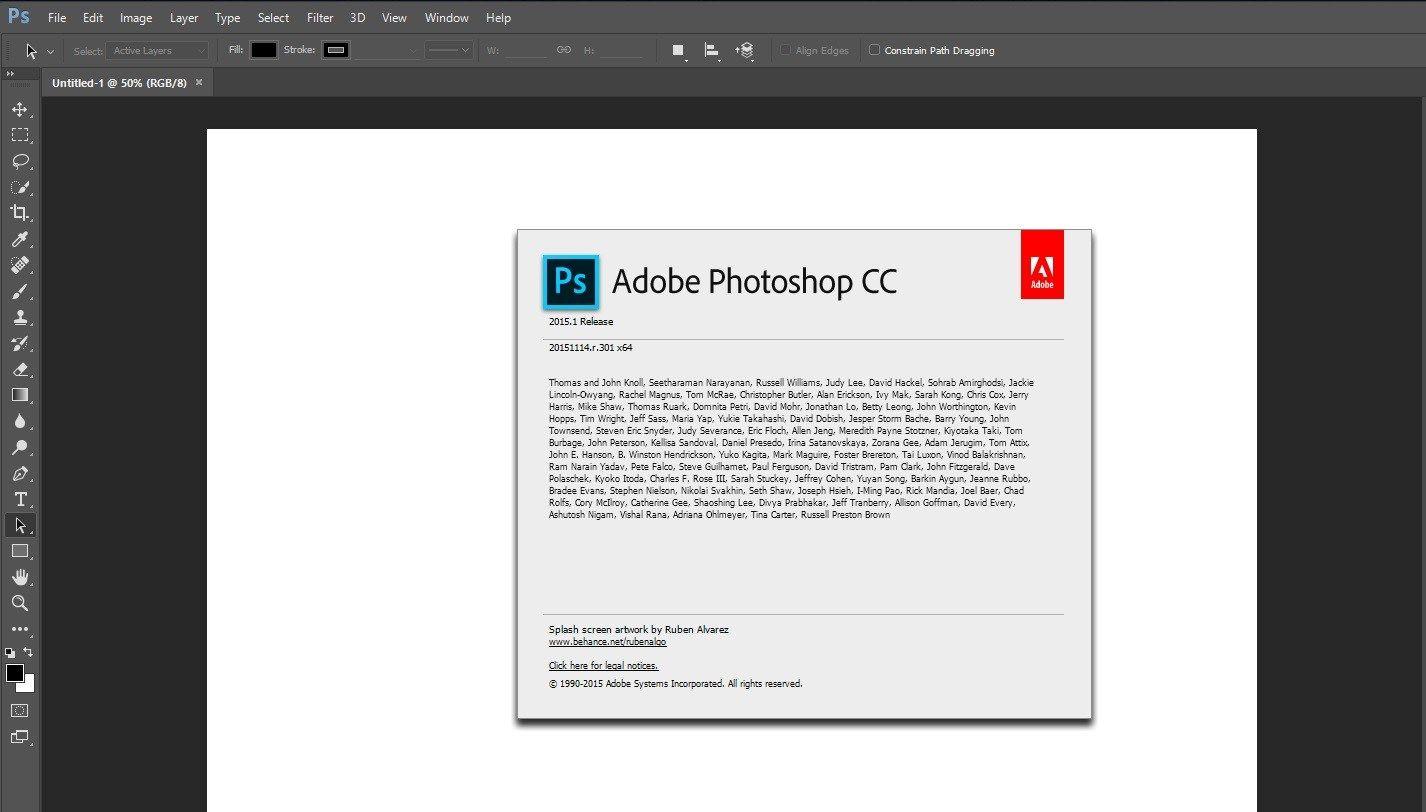 download adobe photoshop cc 2015