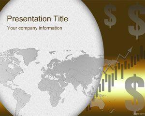 Free world bank powerpoint template for money projects investment free world bank powerpoint template for money projects investment and gold savings powerpoint toneelgroepblik Gallery