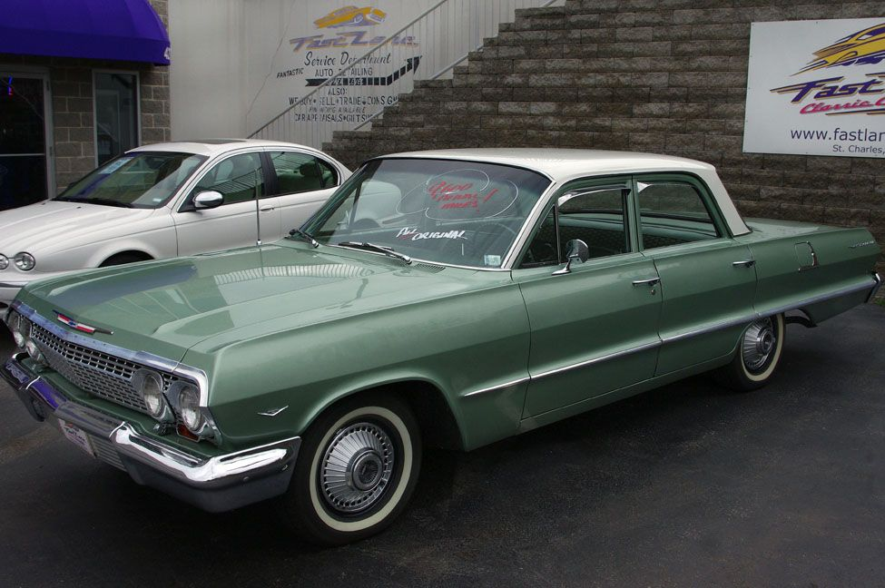 1964 Chevy Bel Air Auto