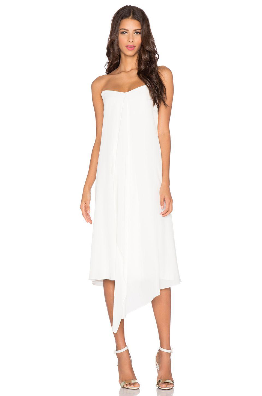 b343f88e2db7 TIBI Strapless Towel Dress. #tibi #cloth #dress | Tibi | Towel dress ...