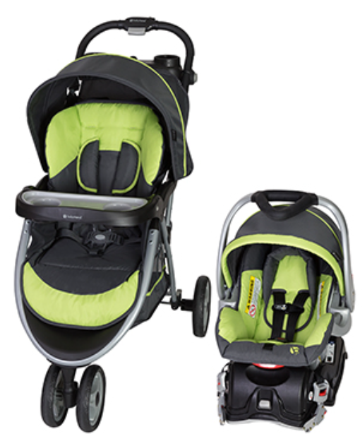 Baby Trend Skyview Travel System Stroller Car Seat Combos