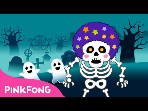 The Skeleton Band   Halloween Songs   PINKFONG Songs for Children ...