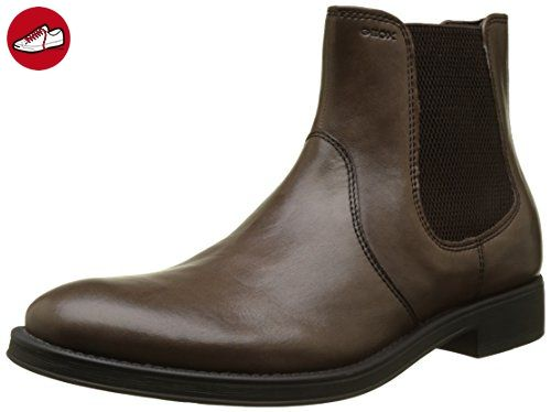 U New Life A, Derby Homme, Gris (Mudc6372), 43 EUGeox